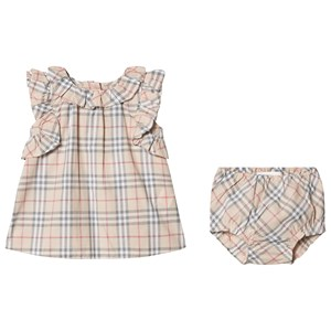 Image of Burberry Carla Dress Beige 12 months (3125244881)
