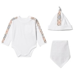 Burberry Alby 3-Pack Baby Set