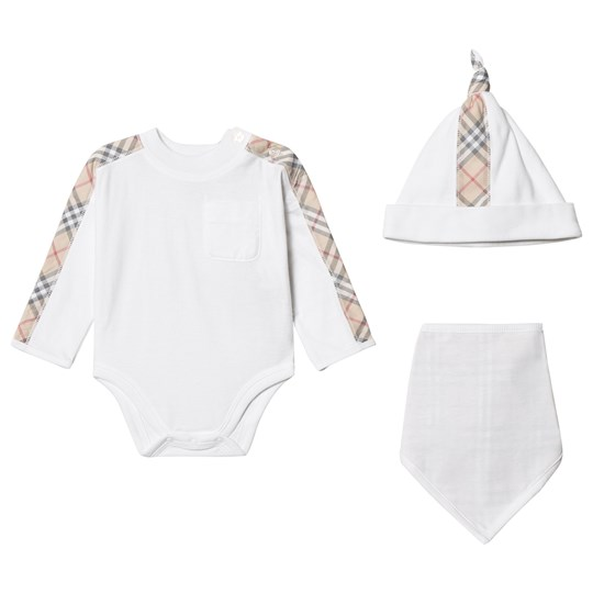 Burberry Alby 3-Pack Baby Set A1464