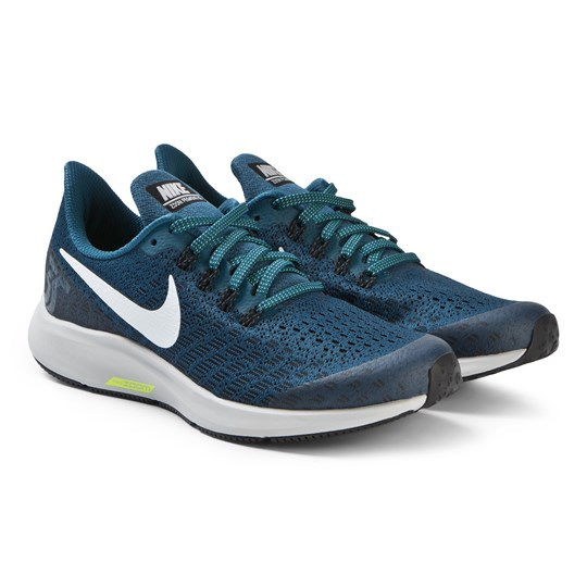 NIKE Blue Force Air Zoom Pegasus 35 Performance Sneakers 402