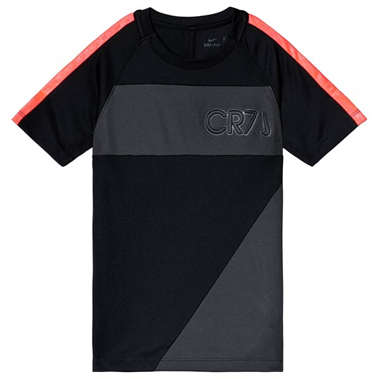 NIKE Black CR7 Dry T-shirt 011