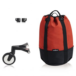 Image of BABYZEN YOYO+ Stroller Bag Red (3125275457)