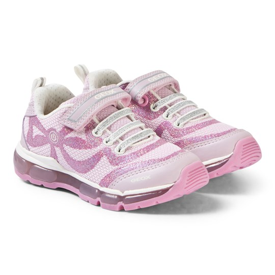 Geox Pink Android Sneakers C8208