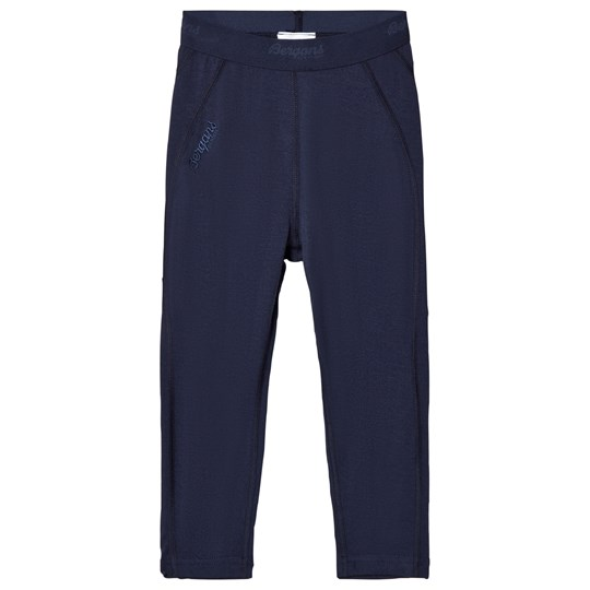 Bergans Fjellrapp Tights Marinblå Navy