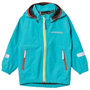 Image of Didriksons Bay Jacket Pale Turquoise 100 cm (2995684587)