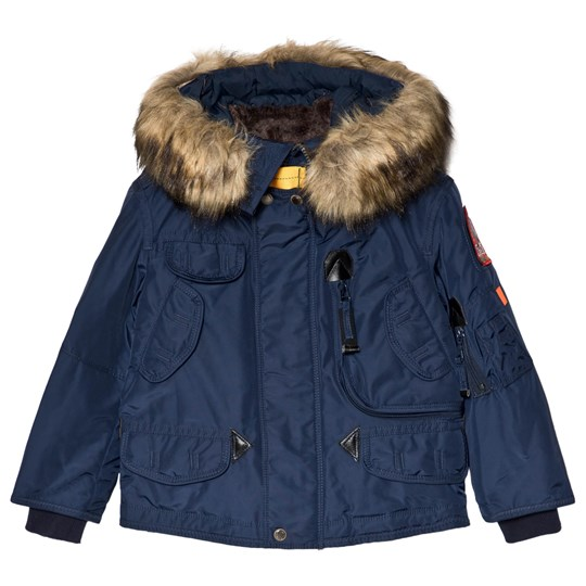Parajumpers Blue Eco Cadet Jacket Cadet Blue 706
