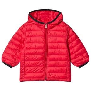 Image of GAP Pure Red Puffer Jacket 12-18 mdr (3065573957)