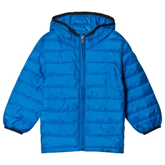 GAP ColdControl Lite Puffer Jacket Electric Blue Electric Blue