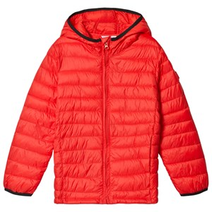 Image of GAP Ltwt Puffer Jkt Hot Red M (8-9 år) (1199173)