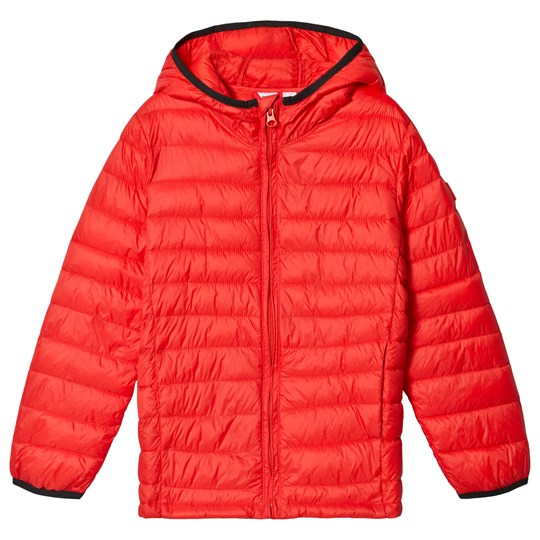 GAP Ltwt Puffer Jkt Hot Red Hot Red 664