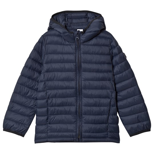 GAP True Indigo Puffer Jacket TRUE INDIGO 340
