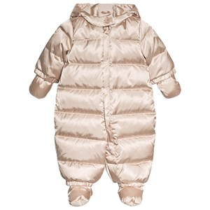 Image of GAP Metallic Gold Frost Snowsuit 0-6 mdr (3131977737)