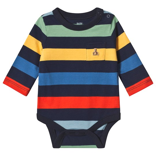 GAP Multi Stripe Baby Body MULTI STRIPE