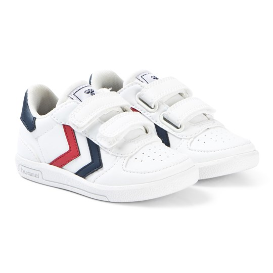 Hummel Victory Infant Shoes in White White