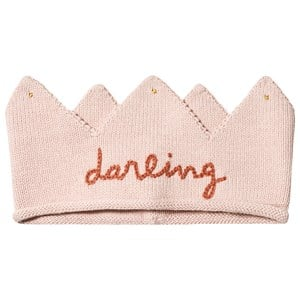 Image of Oeuf Crown Light Pink/Darling 0-3 Years (3125356807)