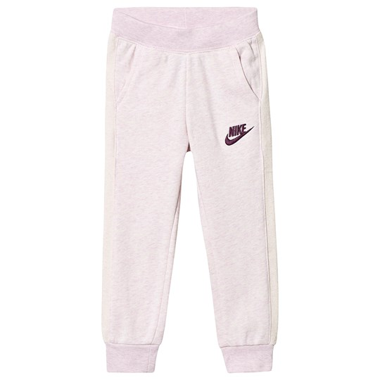 NIKE Sweat Pants in Pink Heather AAR