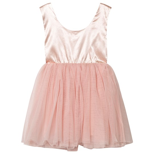 DOLLY by Le Petit Tom Signature Ballet Dress Pink Ballet Pink