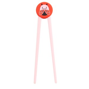 Image of Skip Hop Ladybug Zoo Training Chopsticks (2988278061)