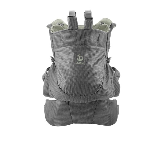 Stokke MyCarrier™ Back Carrier Green Mesh Green Mesh