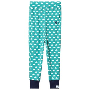 Image of Muddy Puddles Drift Base Layer Pants Green Baltic 2-3 years (3125275181)