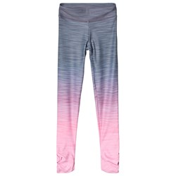 Bloch Pink Ombre Dance and Gymnastic Leggings