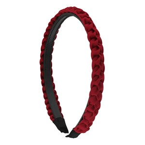 Image of Jocko Burgundy Braided Headband (3125256805)