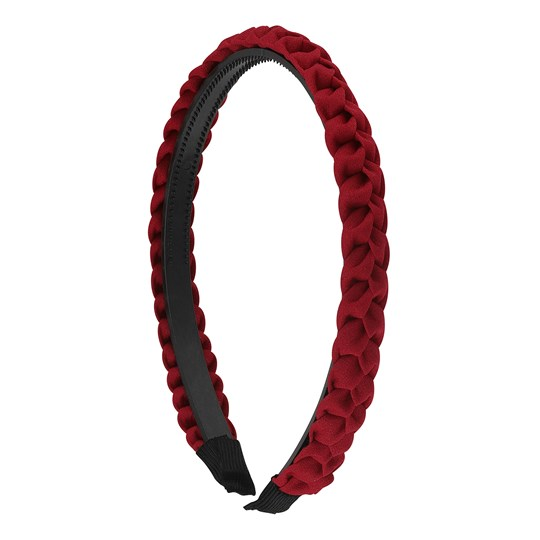 Jocko Burgundy Braided Headband Burgundy