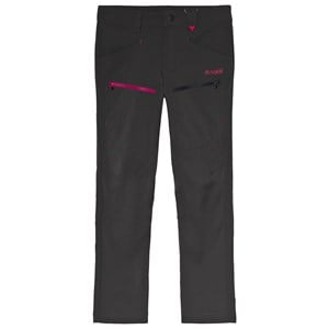 Image of Bergans Grey Utne Youth Trousers 128 cm (7-8 år) (3056110161)