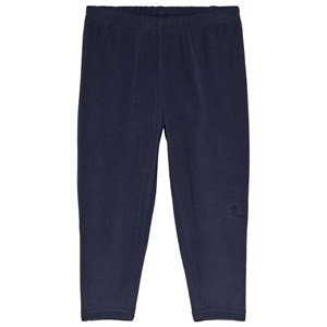 Image of Bergans Navy Ombo Kids Fleece Pants 104 cm (3-4 år) (3056110273)