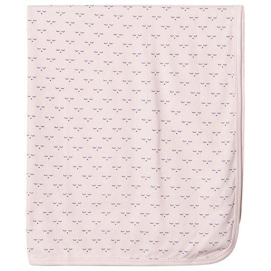 Livly Sleeping Cutie Eyes Blanket Baby Pink mini sleeping cutie eyes/ baby pink