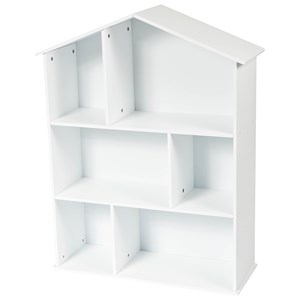 Image of JOX Book Shelf House White (3125239409)