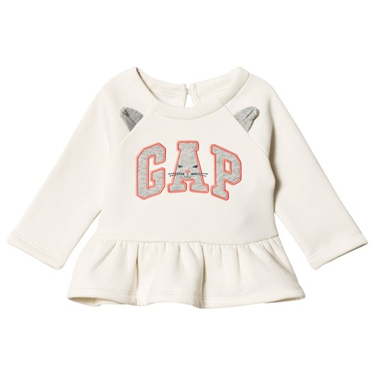 GAP Ivory Frost Cat Tee IVORY FROST