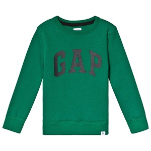 Image of GAP Sweater Holiday Green S (6-7 år) (3125243207)