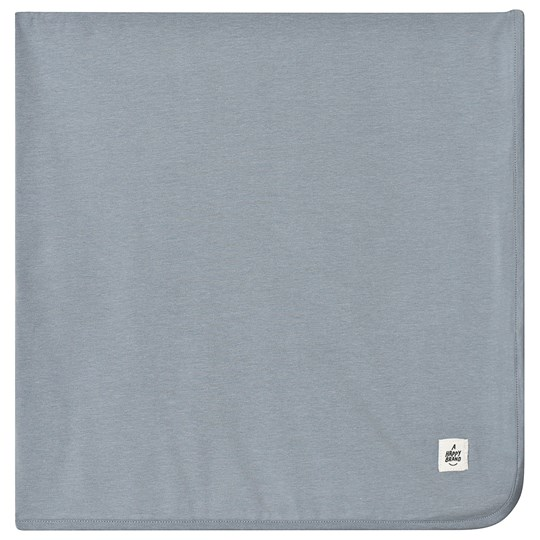 A Happy Brand Reversible Blanket Grey