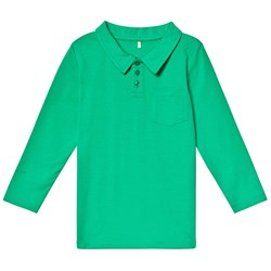 A Happy Brand Polo Shirt Green