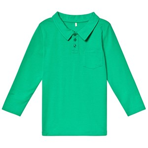 Image of A Happy Brand Polo Shirt Green 110/116 cm (3125280041)