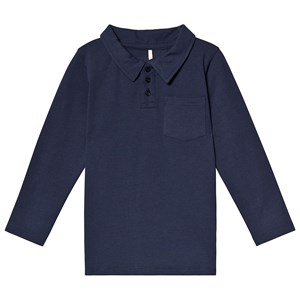 Image of A Happy Brand Polo Shirt Navy 110/116 cm (3125280227)