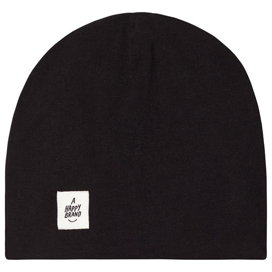 A Happy Brand Hat Black