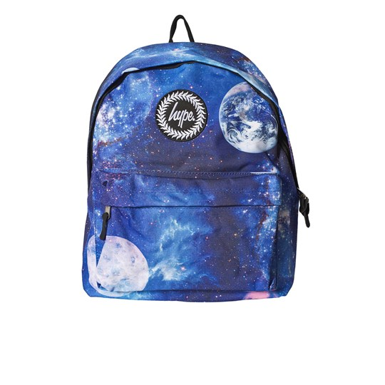 Hype Blue Milky Way Backpack Blue/Multi