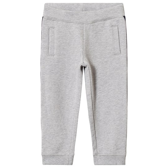 Little Marc Jacobs Grey Branded Track Pants A43