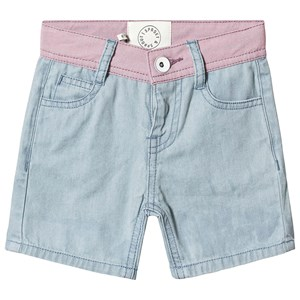 Image of Sproet & Sprout Denim Shorts Light Blue 110-116 (5-6 years) (3125241319)