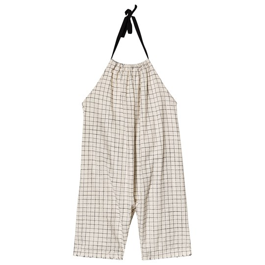 Little Creative Factory Tateyoko Jumpsuit Checked CHECKED