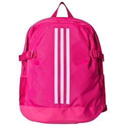 adidas Performance Pink Stripes Backpack