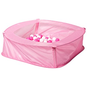 Image of iPLAY Ball Pit with 100 Balls Pink 3+ years (3144405817)
