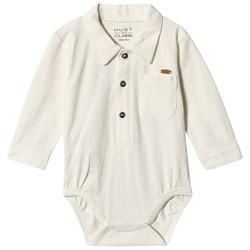 Hust&Claire Bror Baby Body Ivory