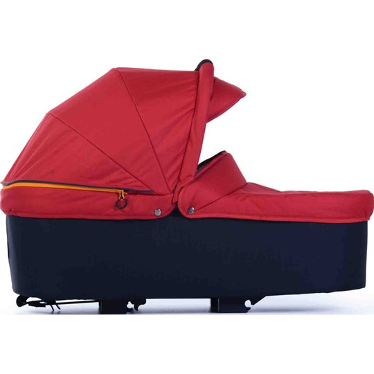 TFK Duo X Carrycot Tango Red 2018 Tango Red