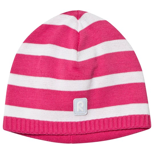 Reima Beanie, Haapa Candy pink Candy Pink