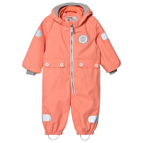 Reima Reimatec® overall, Mynte Coral Pink Coral Pink