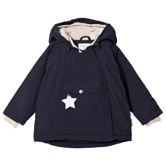 Mini A Ture Wang Jacket Sky Captain Blue Sky captain blue