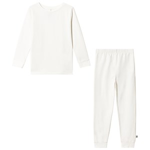 Image of A Happy Brand PJ Set White 110/116 cm (3125290853)